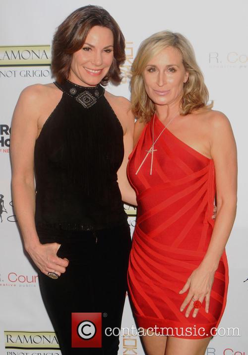 Sonja Morgan and Countess Luanna De Lesseps 3