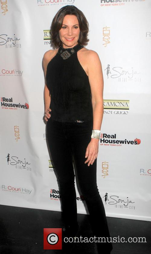 The Real Housewives and Countess Luanna De Lesseps 3