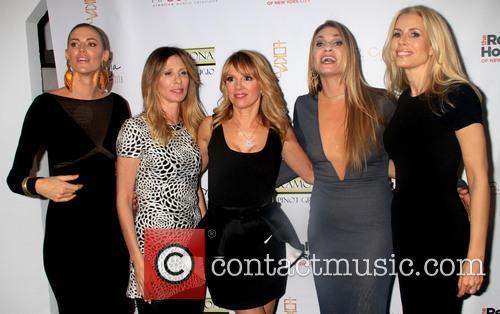 Kristen Teakman, Carole Radziwell, Ramona Singer, Heather Tomson and Aviva Drescher 2