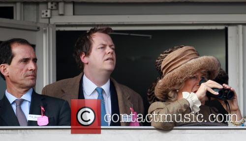 Camilla Duchess Of Cornwall and Tom Parker-bowles 6
