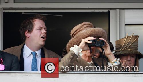Camilla Duchess Of Cornwall and Tom Parker-bowles 8