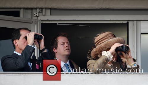 Camilla Duchess Of Cornwall and Tom Parker-bowles 9