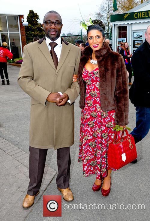 Derek Redmond and Maria Yates