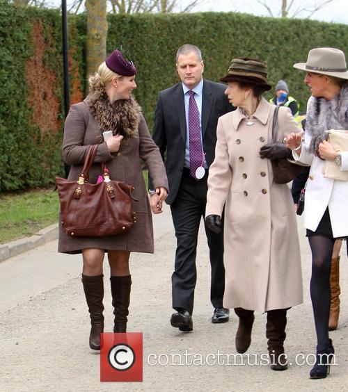 Princess Anne and Zara Tindall 3