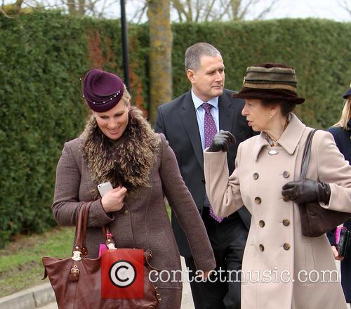 Princess Anne and Zara Tindall 5