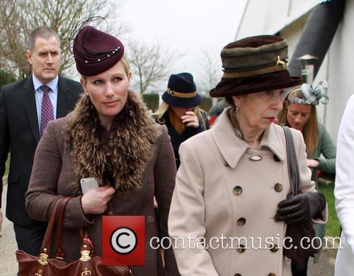 Princess Anne and Zara Tindall 6