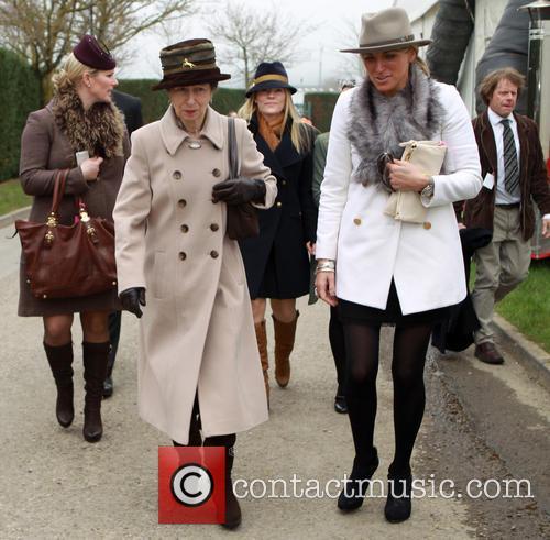 Princess Anne and Zara Tindall 7