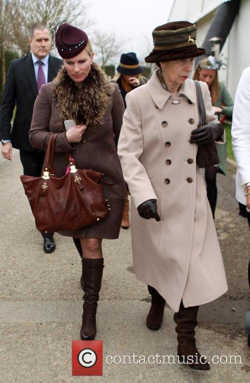 Princess Anne and Zara Tindall 8