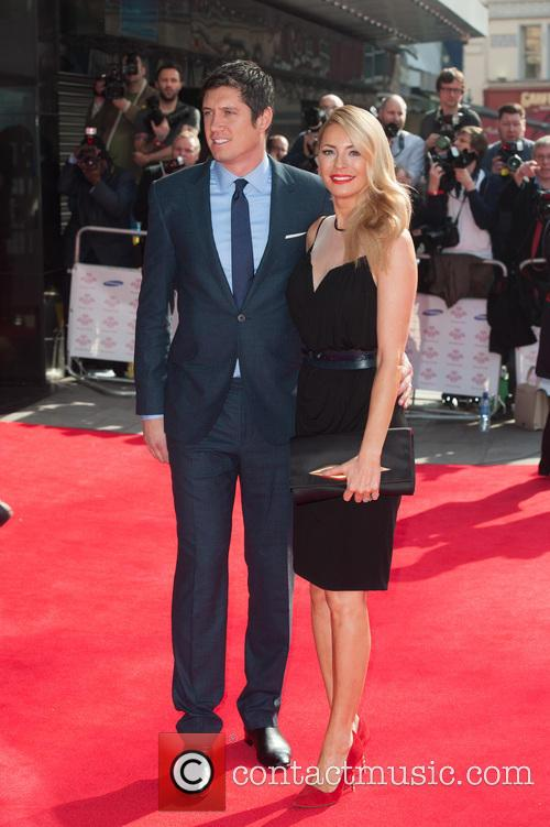Vernon Kay and Tess Daly 1
