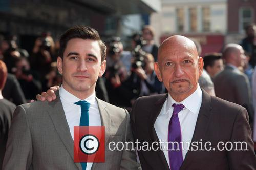Sir Ben Kingsley and Guest 3