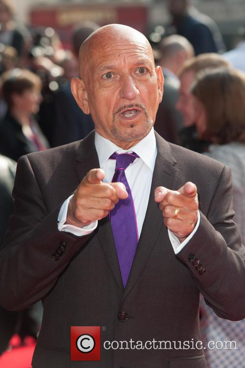 Sir Ben Kingsley 2