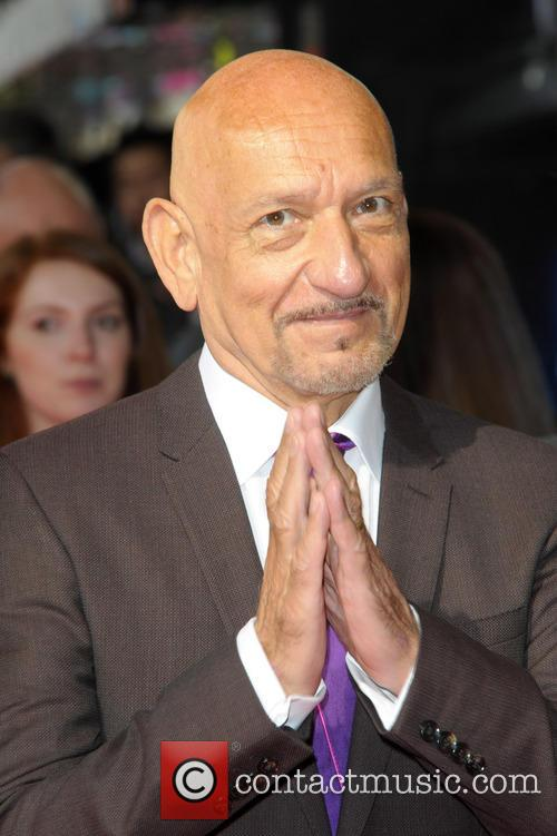 Ben Kingsley, Odeon Leicester Square