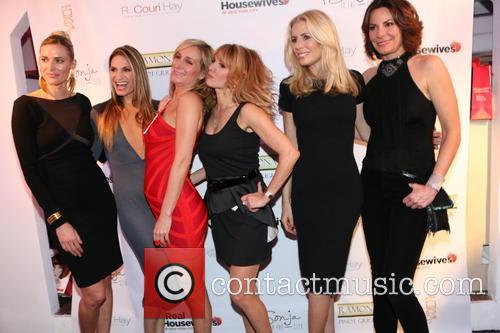 Kristen Taekman, Carole Radziwill, Ramona Singer, Heather Thomson, Sonja Morgan, Aviva Drescher and Luann De Lesseps 3