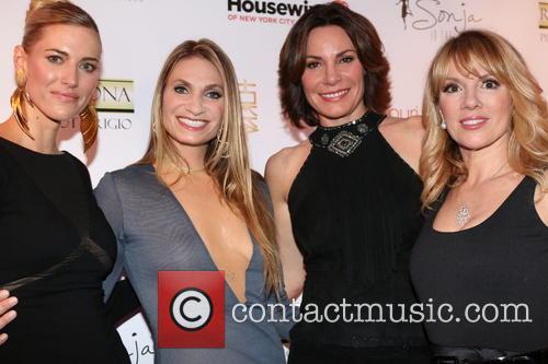 Kristen Taekman, Heather Thomson, Luann De Lesseps and Ramona Singer 4