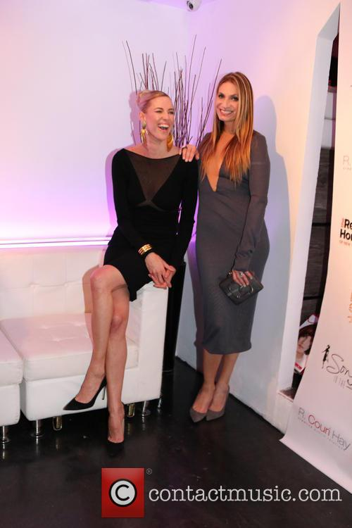 The , Kristen Taekman, Heather Thomson and Real Housewives 8