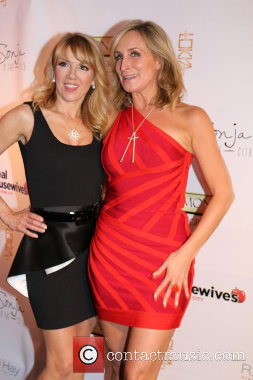 Ramona Singer and Sonja Morgan 2