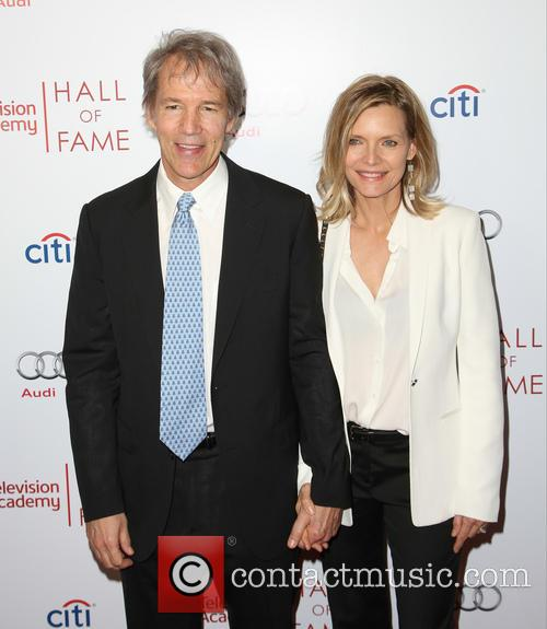 David E. Kelley and Michelle Pfeiffer 1