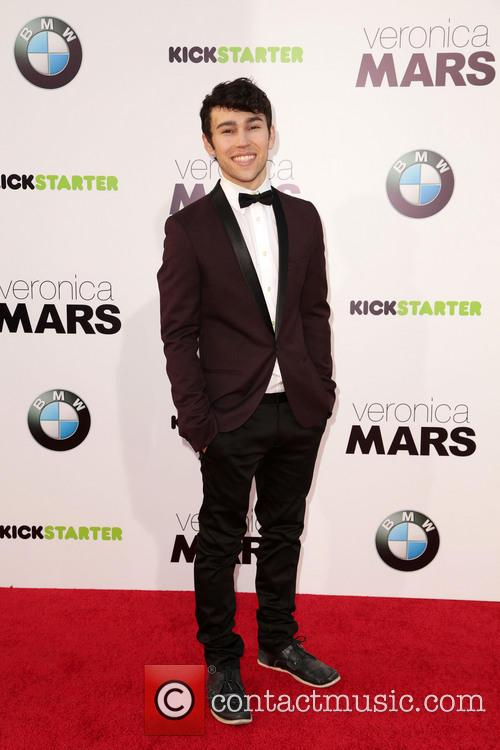 Max Schneider, TCL Chinese Theatre in Hollywood
