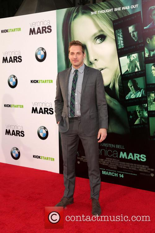 Ryan Hansen, TCL Chinese Theatre in Hollywood