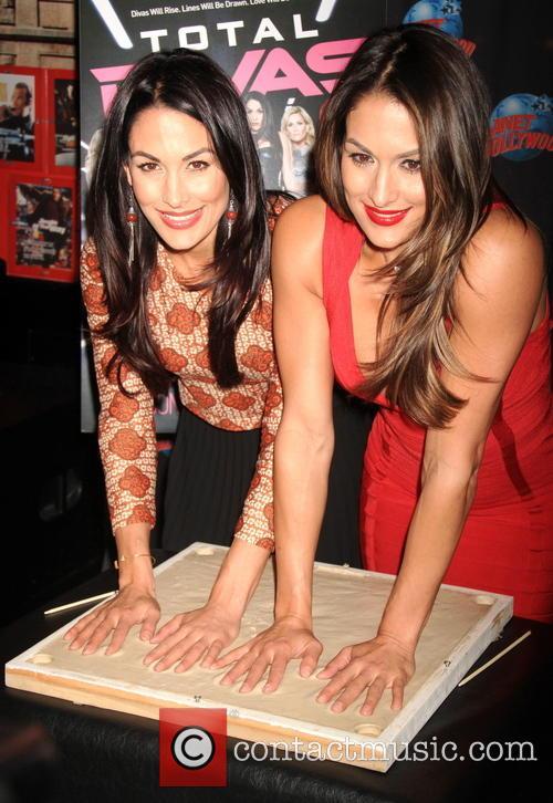 Brie Bella and Nikki Bella 4