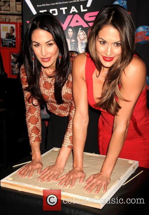 Brie Bella and Nikki Bella 5