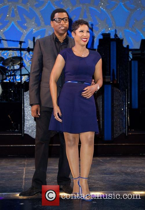 "Kenny ""babyface"" Edwards and Toni Braxton 2"