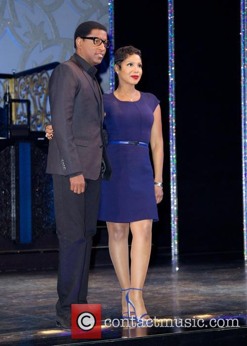 "Kenny ""babyface"" Edwards and Toni Braxton 4"