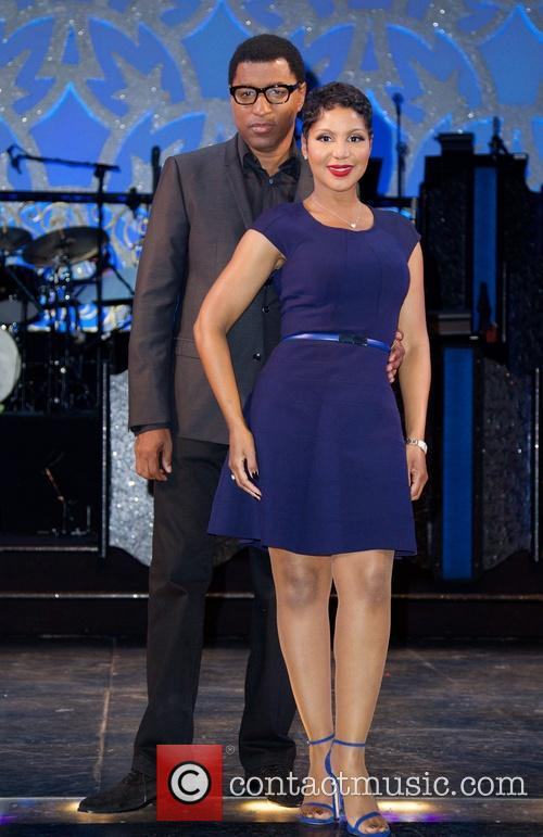 "Kenny ""babyface"" Edwards and Toni Braxton 5"