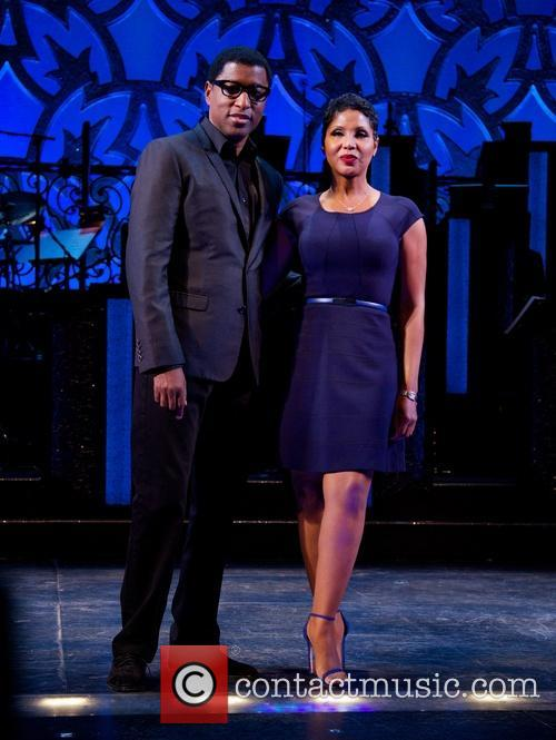 "Kenny ""babyface"" Edwards and Toni Braxton 6"