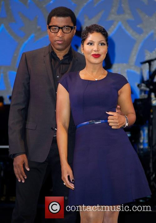 "Kenny ""babyface"" Edwards and Toni Braxton 8"