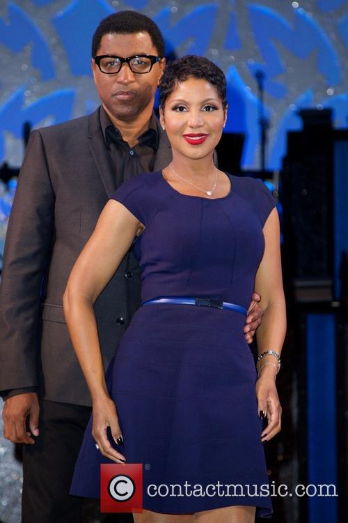 "Kenny ""babyface"" Edwards and Toni Braxton 1"