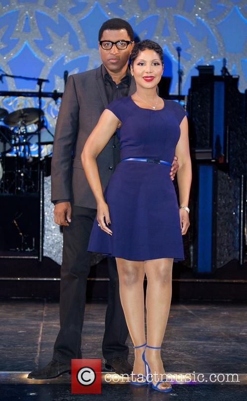 "Kenny ""babyface"" Edwards and Toni Braxton 9"
