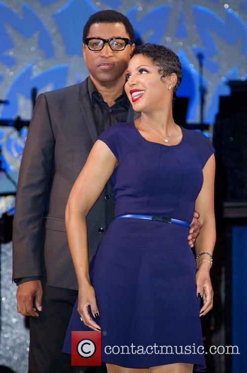 "Kenny ""babyface"" Edwards and Toni Braxton 11"