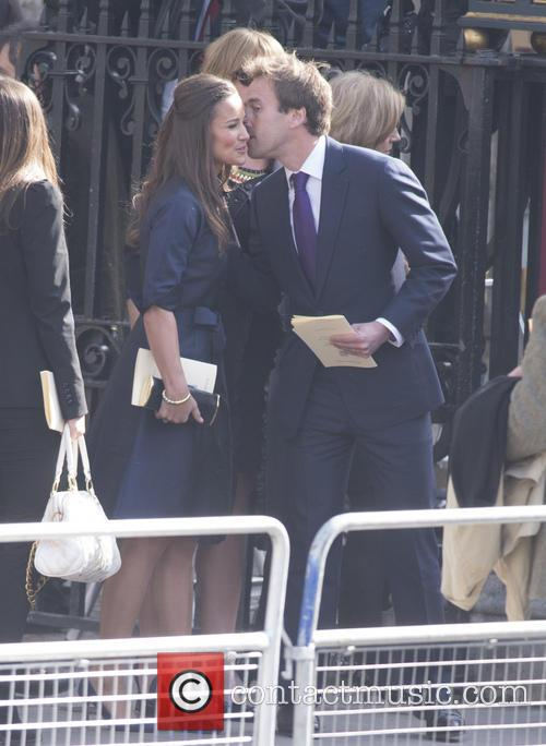 Pippa Middleton and Ben Fogal 10