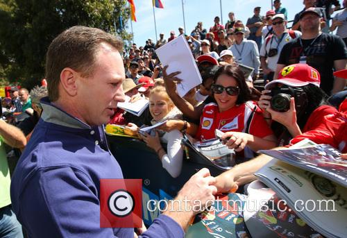 Formula One and Christian Horner 4