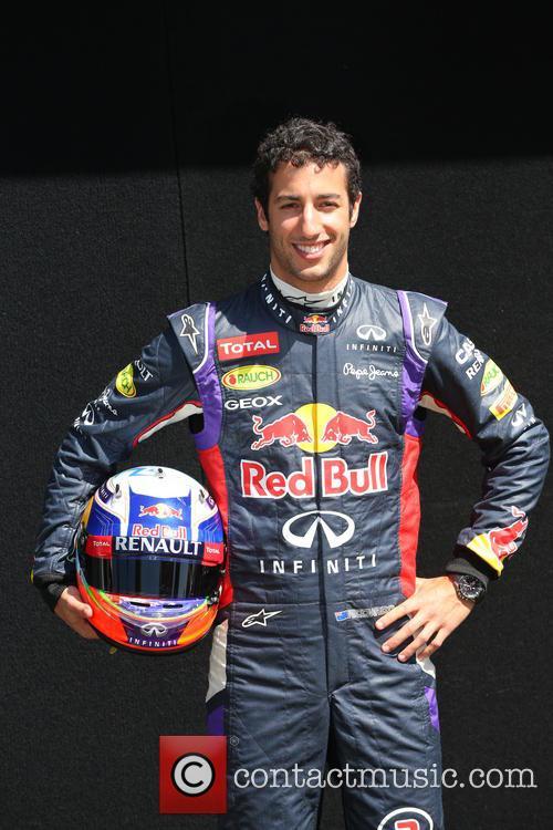 Formula One, Daniel RICCIARDO, Olympia Hall