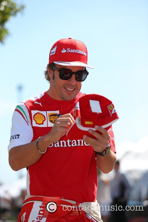 Fernando Alonso and Esp 2