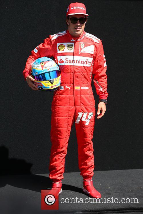 Fernando Alonso and Esp 3