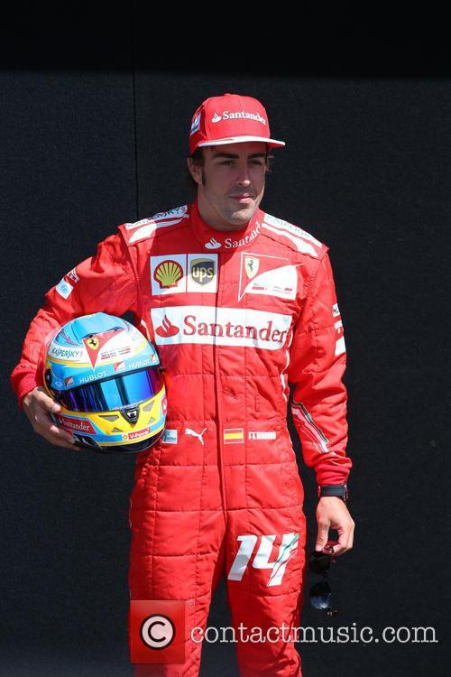 Fernando Alonso and Esp 5