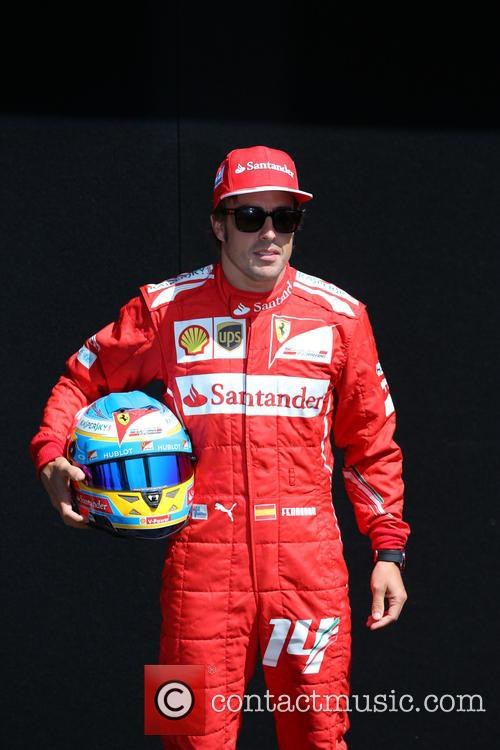 Fernando Alonso and Esp 6