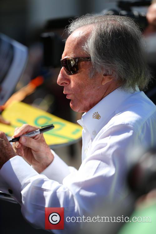 Formula One and Jacky Stewart 6