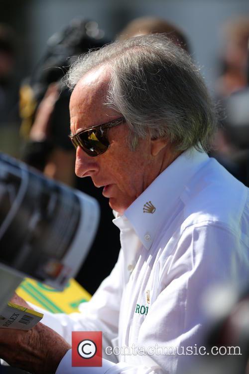 Formula One and Jacky Stewart 11