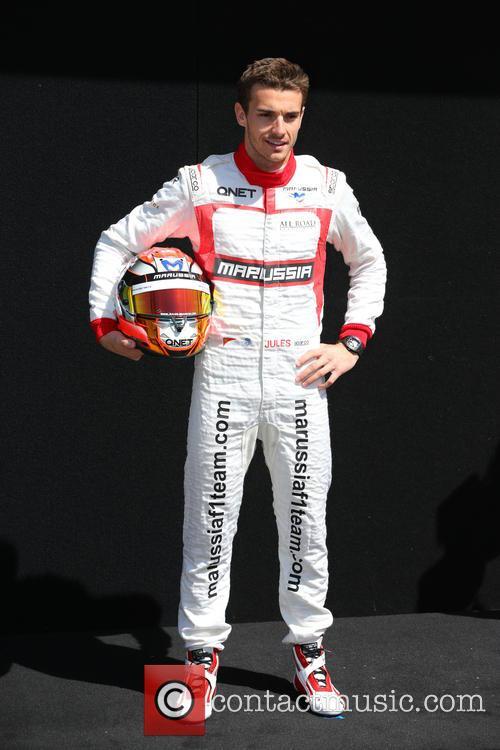 Formula One and Jules BIANCHI 1