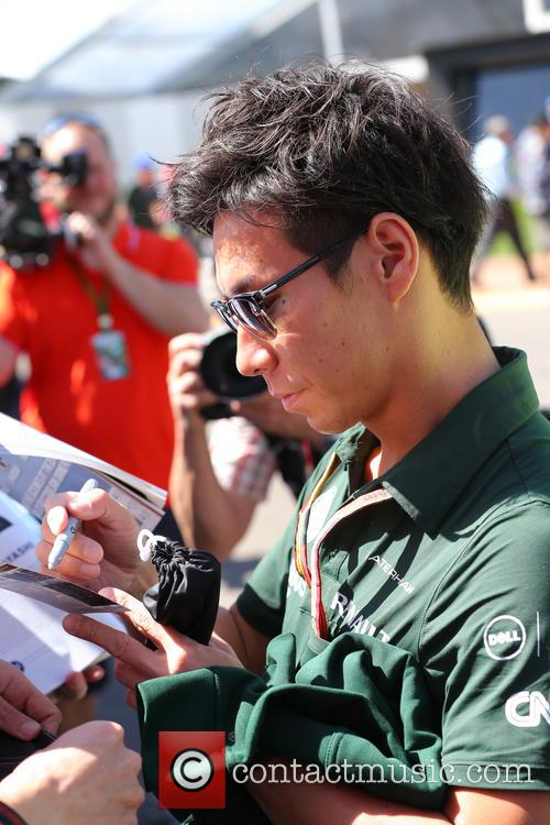 Formula One and Kamui Kobayashi 2