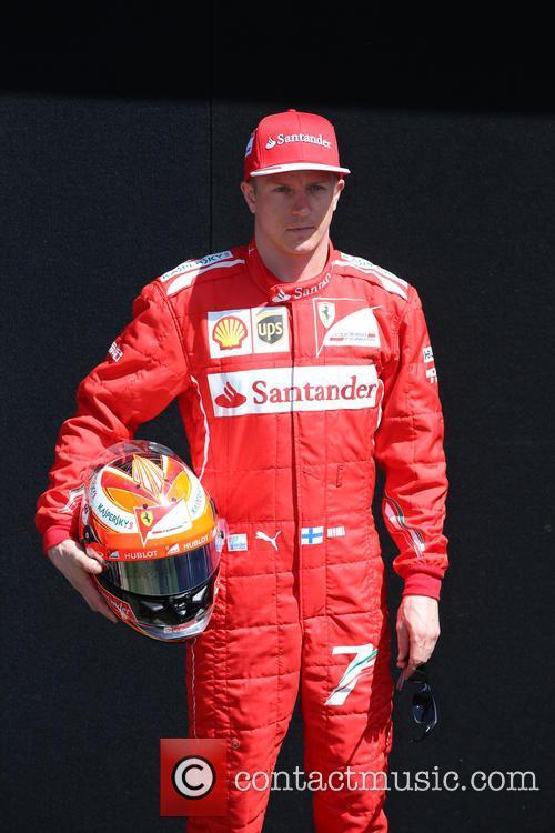 Kimi Räikkönen and (raikkonen) 1