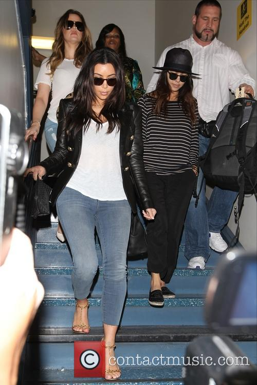 Kim Kardashian, Khloe Kardashian and Kourtney Kardashian 35