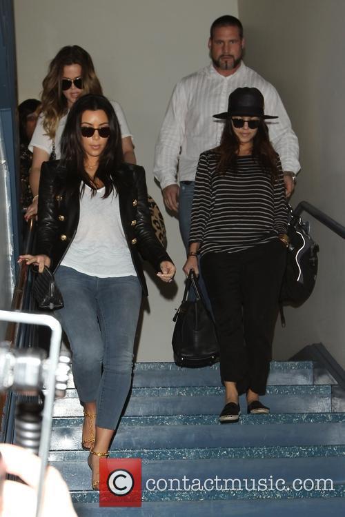 Kim Kardashian, Khloe Kardashian and Kourtney Kardashian 36