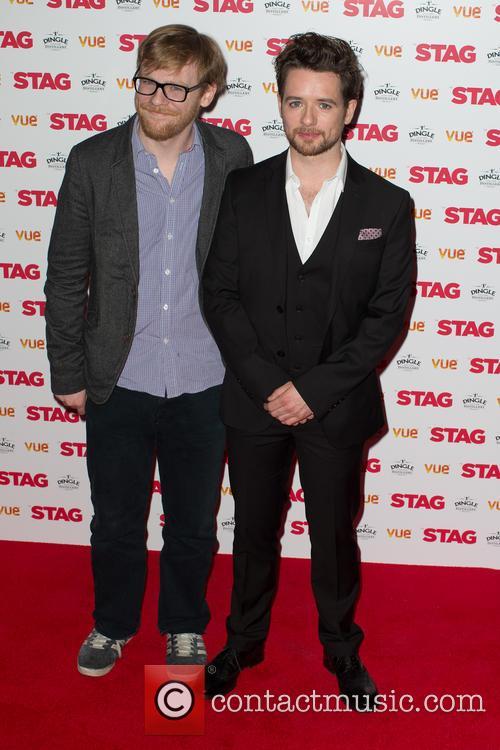 Brian Gleeson and Hugh O'connor 1