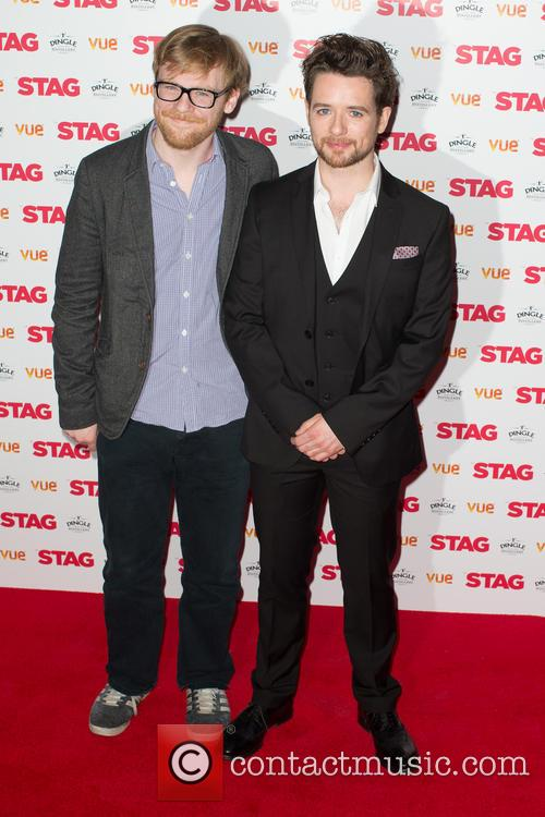 Brian Gleeson and Hugh O'connor 3