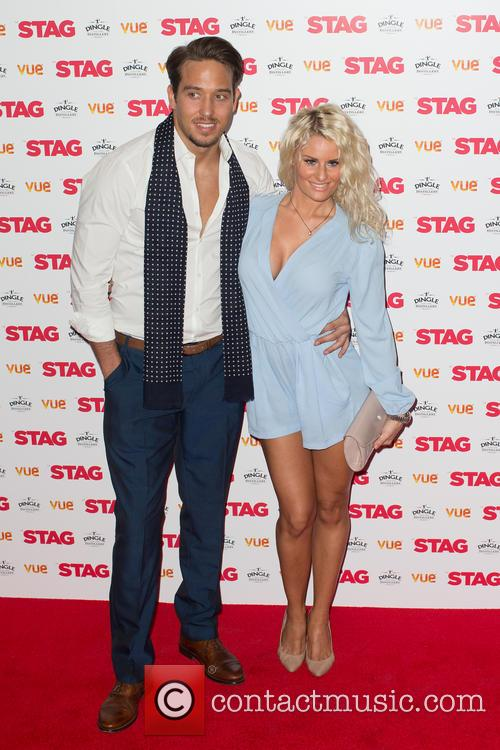The , James Lock and Danielle Armstrong